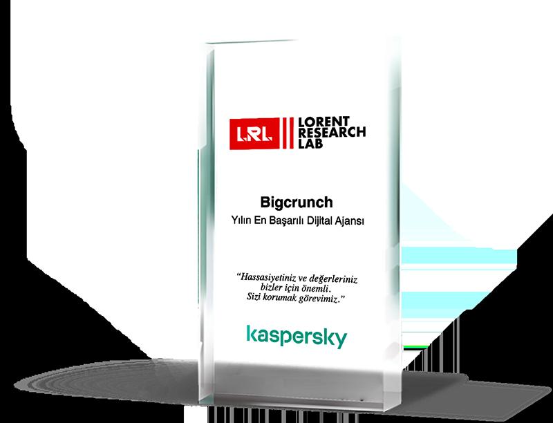 Yılın En Başarılı Dijital Ajansı Ödülü
